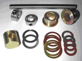 5 Speed Shifter Rebuild Kits